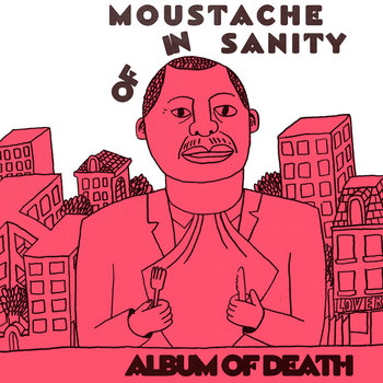 Album Of Death cover art