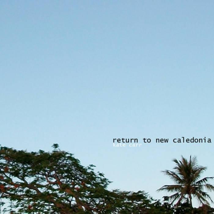 Return to New Caledonia cover art