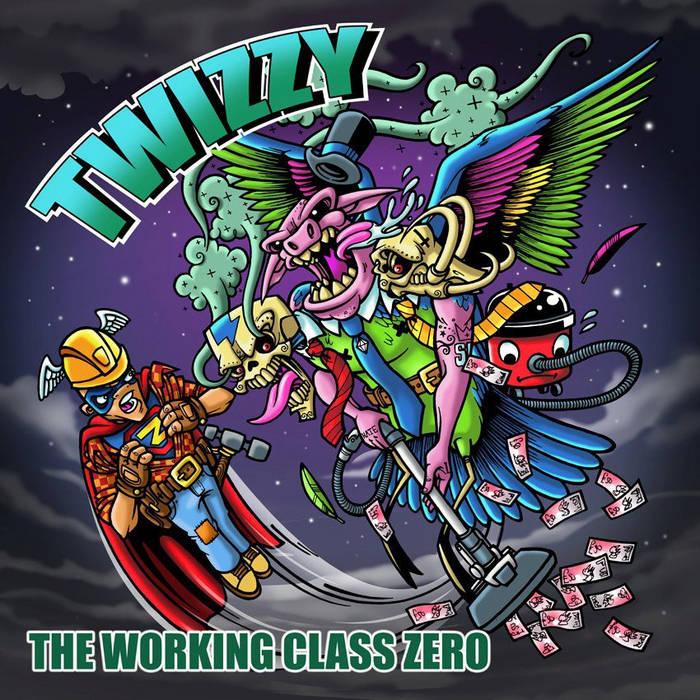 WORKING CLASS ZERO cover art