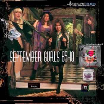 sEPteMbEr GuRLs 85-10 cover art