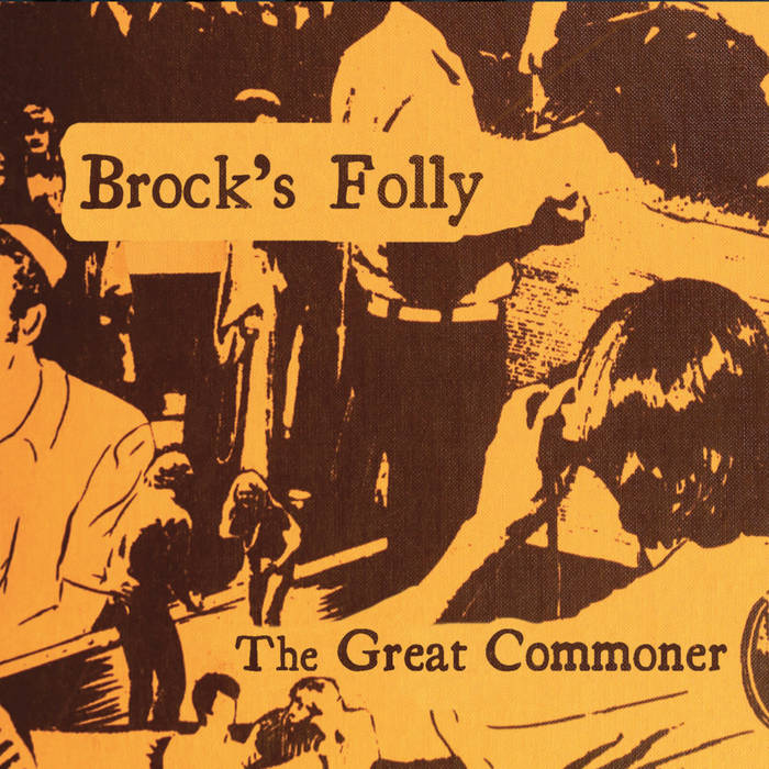 Great Commoner cover art