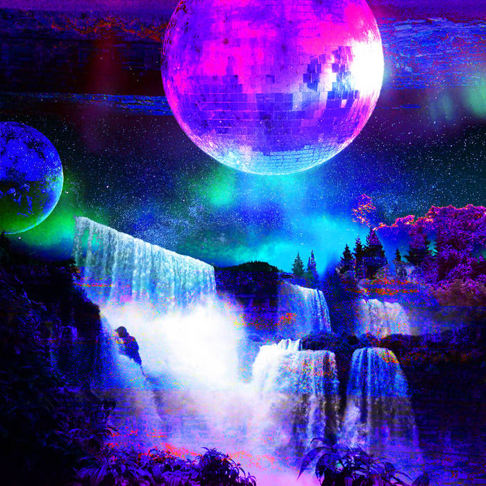 MIXTAPE #3 - The Waterfall and the World at Night cover art