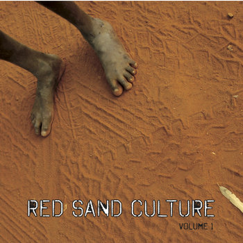 Red Sand Culture (Volume 1) cover art