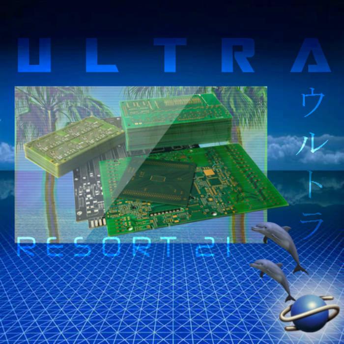R E S O R T 21 cover art