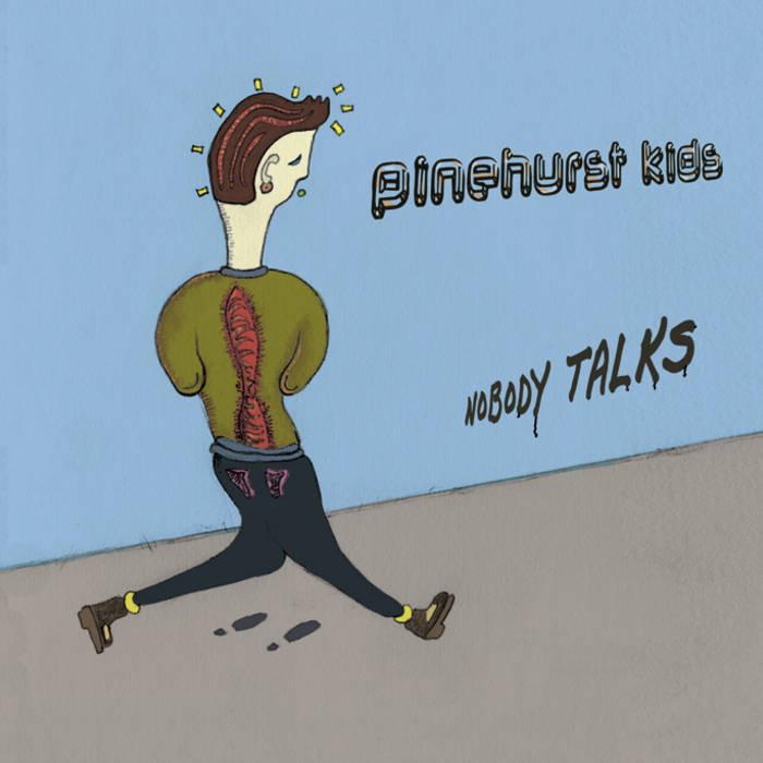 Nobody Talks cover art
