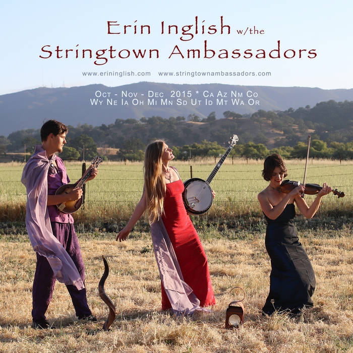 Erin Inglish w/the Stringtown Ambassadors cover art