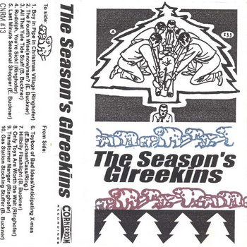 The Season's Glreekins cover art