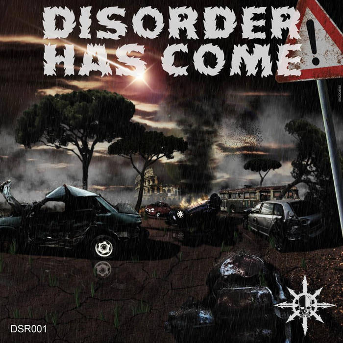Disorder has come cover art