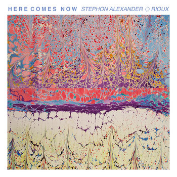 Here Comes Now cover art