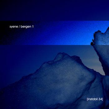 [instabil 34] bergen 1 cover art