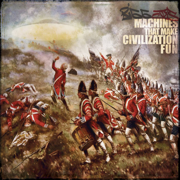 Machines That Make Civilization Fun cover art