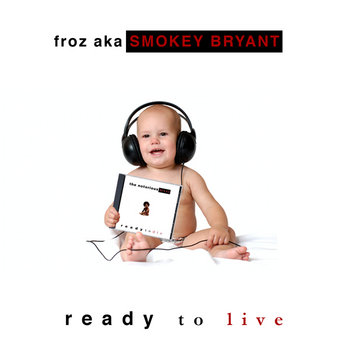 Ready to Live EP cover art
