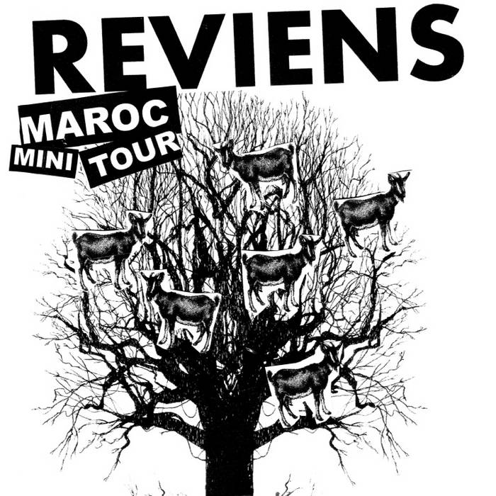 REVIENS demo cover art