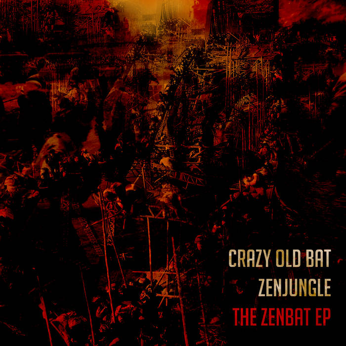 The ZenBat EP cover art