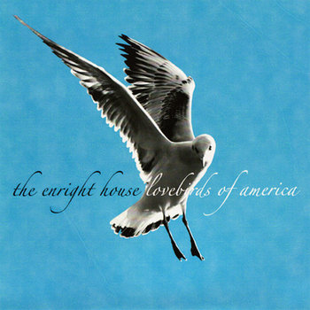 "The Enright House / Break Mission Kills - Cat And Bird [Split 7""] cover art"