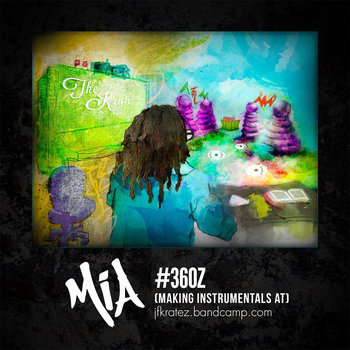 MIA: The Krate cover art