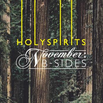 November: B-Sides cover art