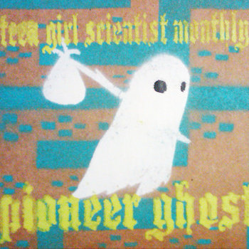 Pioneer Ghost cover art