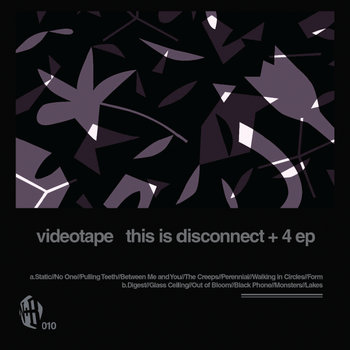 This Is Disconnect + 4 EP cover art