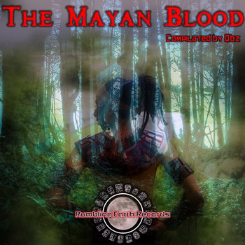 The Mayan Blood cover art