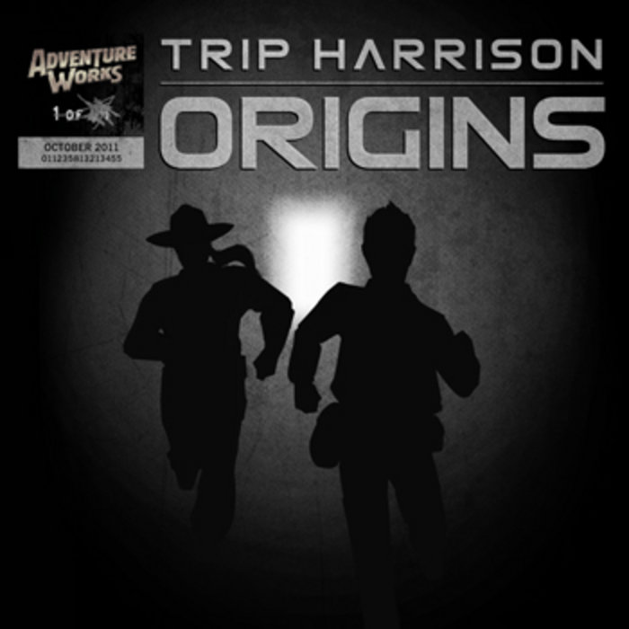 Trip Harrison Origins cover art