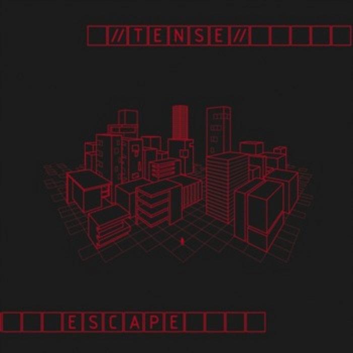 MNQ 014 //TENSE// - Escape 12'' cover art