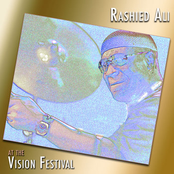 At The Vision Festival cover art
