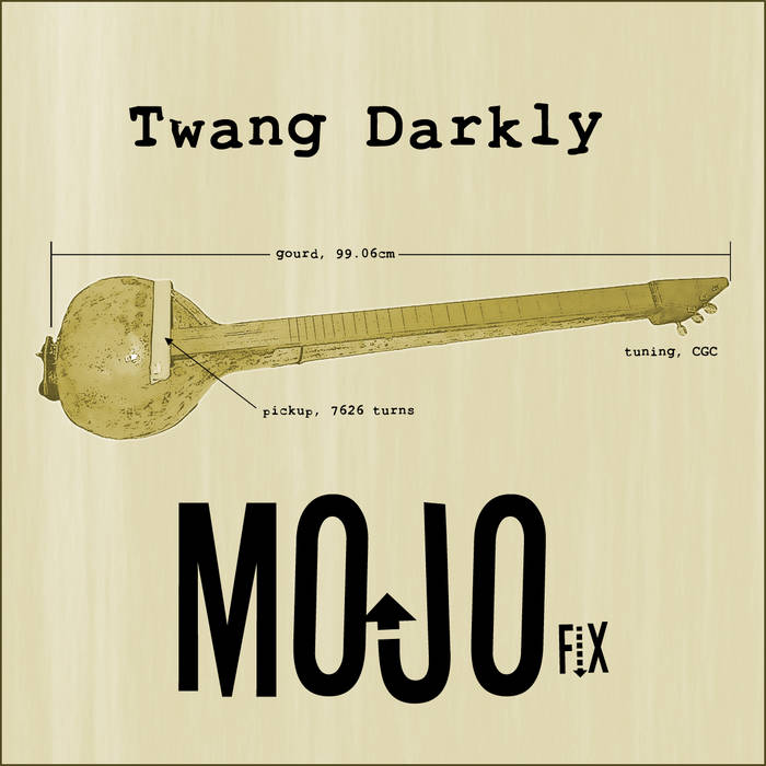 Mojo Fix cover art