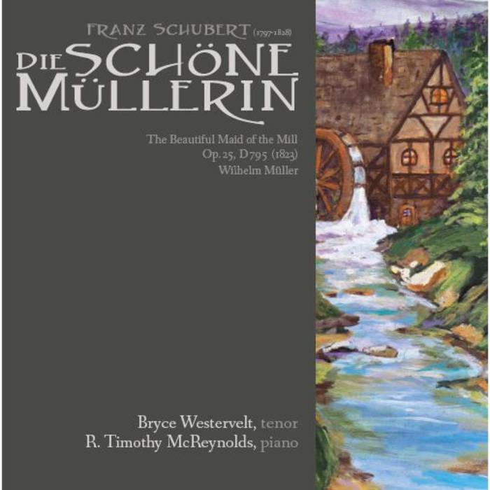 Franz Schubert - Die schöne Müllerin cover art