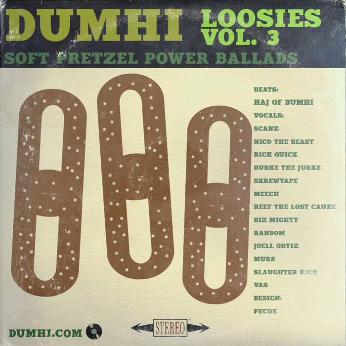 Loosies v.3: Soft Pretzel Power Ballads cover art