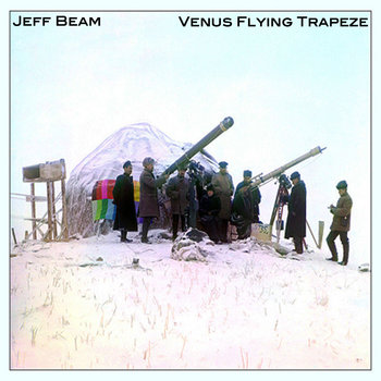 Venus Flying Trapeze cover art
