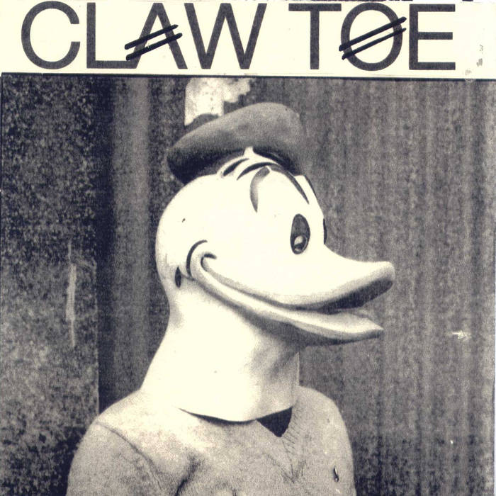 Claw Toe EP cover art