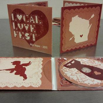Local Love Fest 2011 cover art