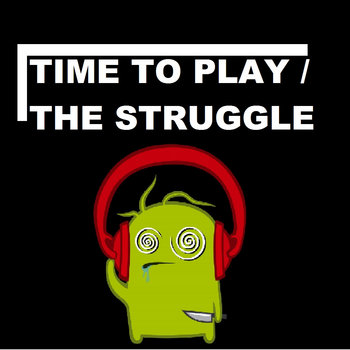 Knife - Time To Play / The Struggle cover art