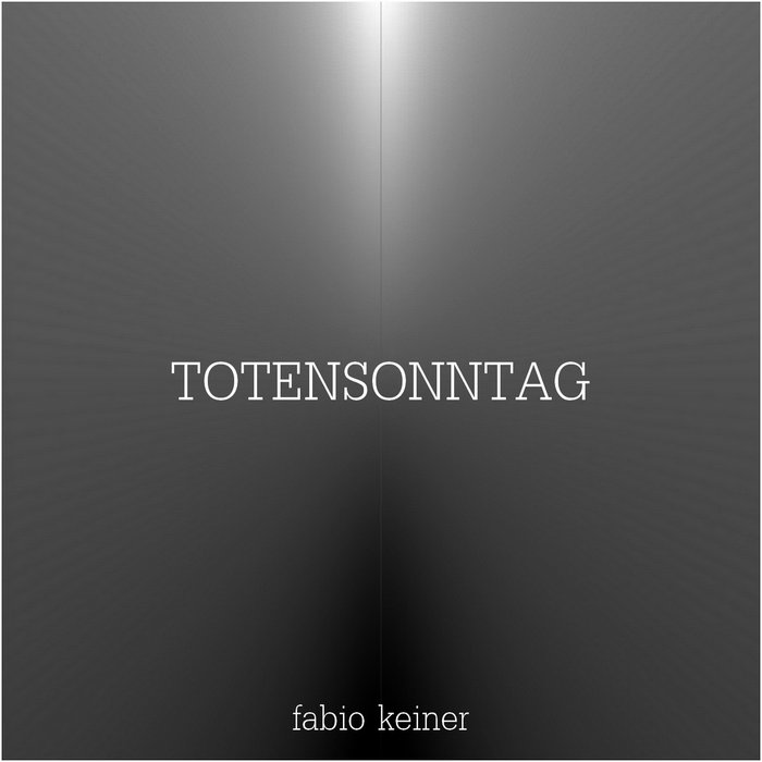 TOTENSONNTAG cover art