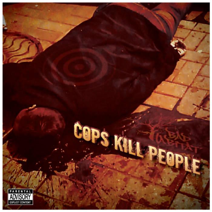 Cops Kill People cover art
