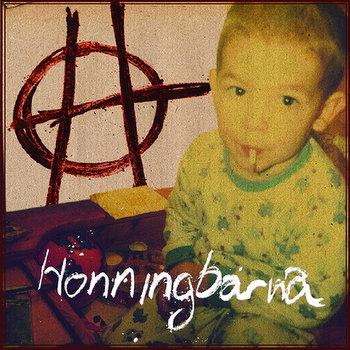 Honningbarna cover art