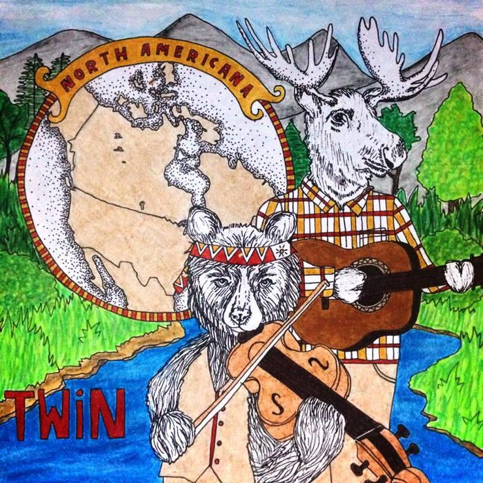 North Americana cover art