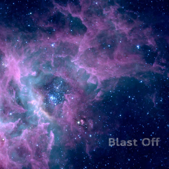 Blast Off cover art