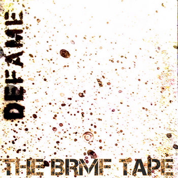 The BRMF Tape cover art