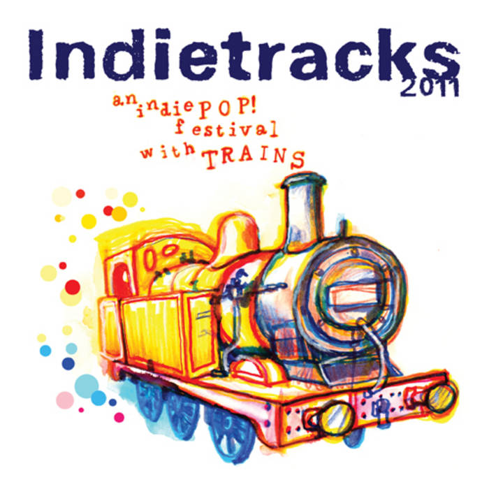 Indietracks Compilation 2011 cover art