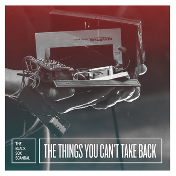 The Things You Can't Take Back - EP cover art