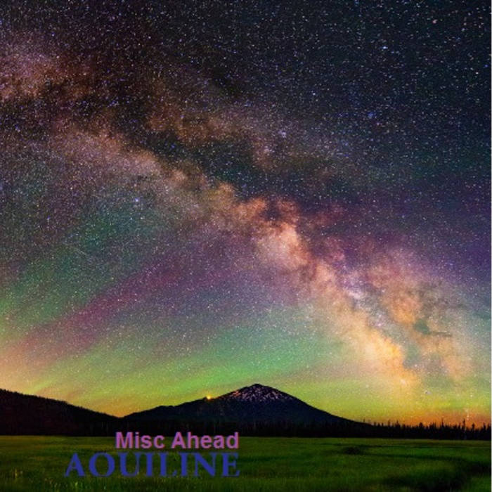 Misc Ahead cover art