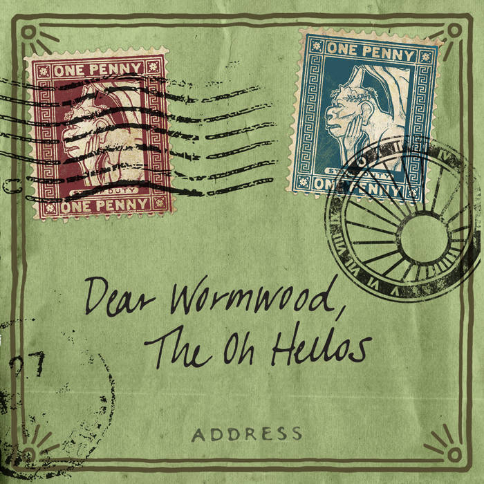 Dear Wormwood cover art