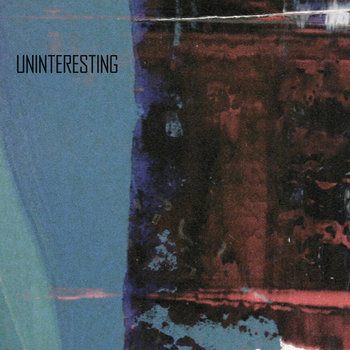 Uninteresting cover art