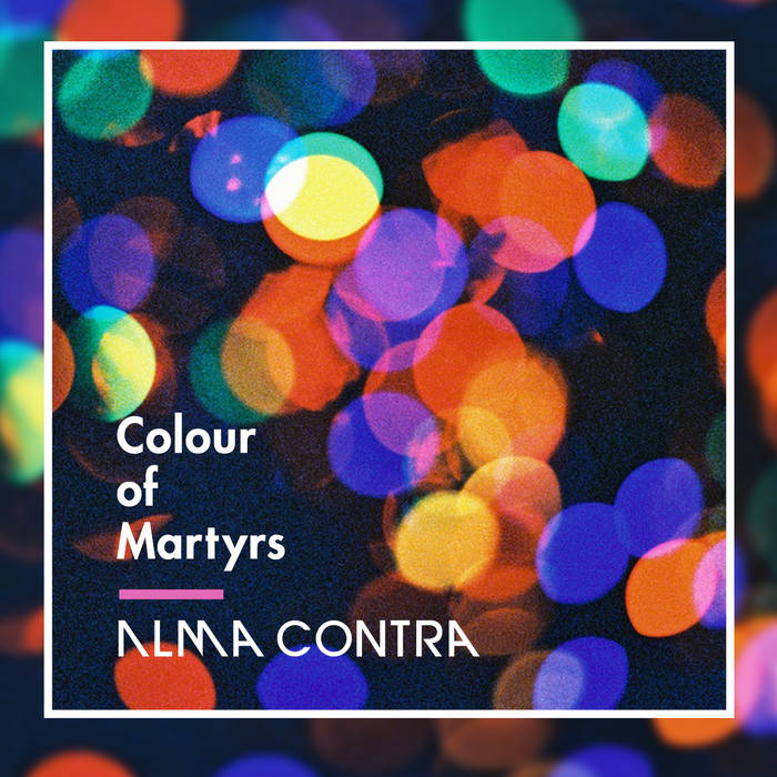 Colour of Martyrs EP cover art