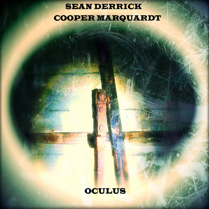 Sean Derrick Cooper Marquardt - OCULUS cover art