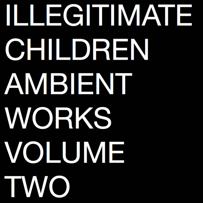 Ambient Works Volume Two cover art