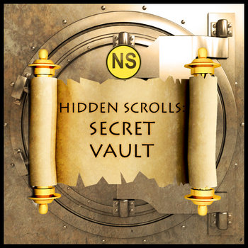 Hidden Scrolls: Secret Vault cover art