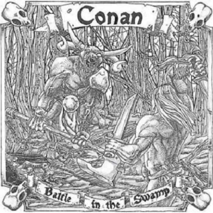 'Battle In The Swamp' (Crash Studio's Demo session (Feb 2007)) cover art